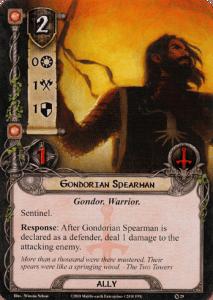 Gondorian-Spearman