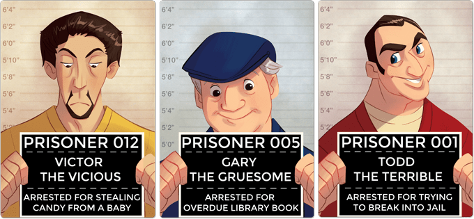 Jailbreakers Plan Your Escape _original
