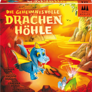 La mystérieuse caverne du Dragon