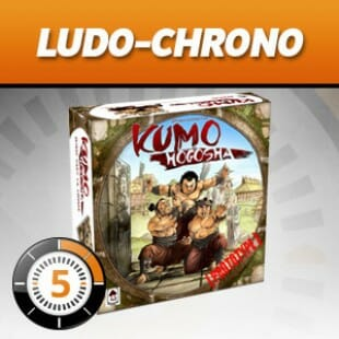 LudoChrono – Kumo Hogosha