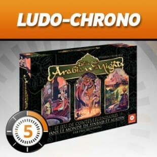 Ludochrono – Tales of Arabian nights