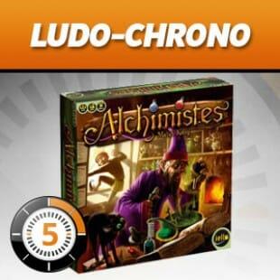 LudoChrono – Alchimistes