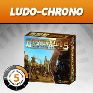 LudoChrono – Desperados of dice town