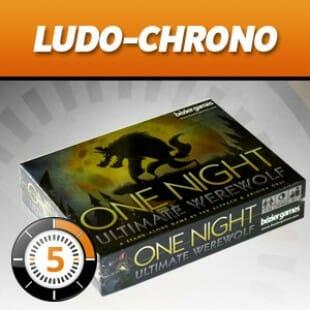 LudoChrono – Loup garou pour une nuit