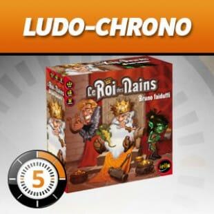 LudoChrono – Le roi des nains