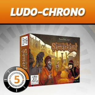 LudoChrono – Le Marché de Samarkand