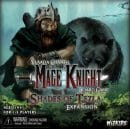 Mage Knight Board Game Shades of Tezla Expansion -md