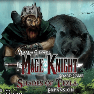 Mage Knight, une 3e extension ! Shades of Tezla