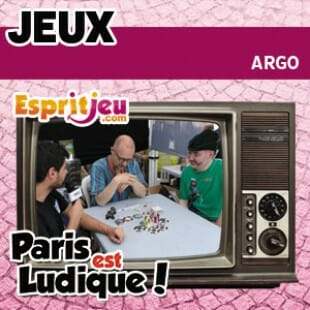 Paris Est Ludique 2015 – Argo – Flatlined Games