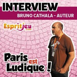Paris Est Ludique 2015 – Interview Bruno Cathala – auteur de jeux
