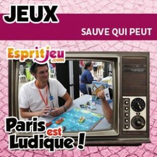Paris Est Ludique 2015 – Sauve qui peut – Atalia