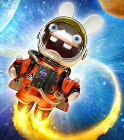 Shaman cosmonaute