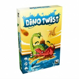 Dino twist (and shout)