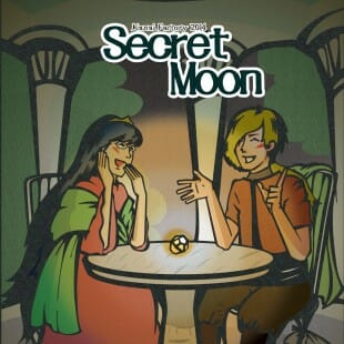 Secret Moon, l'amour au fond du jardin