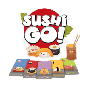 Sushi go ! Bon appétit ?