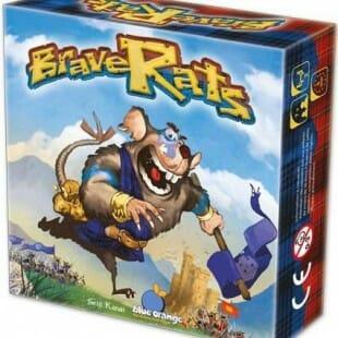 BraveRats – Des rats et du tartan, il n'en restera plus qu'un