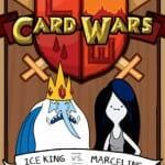 Adventure Time Card Wars Ice King vs. Marceline  453921_md
