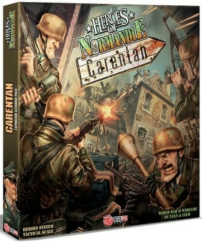 Heroes of Normandie Carentan _md