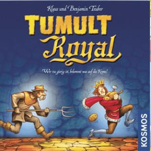 L'acerbe Tumult Royal, de Klaus Teuber & son