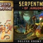 Shadows of Brimstone Serpentmen of Jargono md