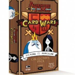 Le test de Adventure Time Card Wars: Ice King vs. Marceline
