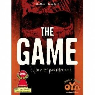 The Game, autrement appelé l'alien du Spiel