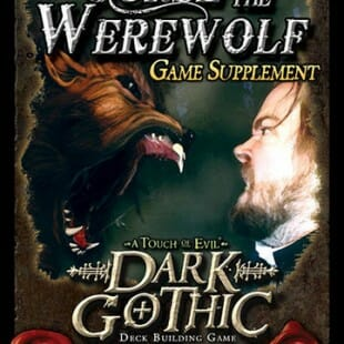 Dark Gothic: Curse of the Werewolf Game Supplement
