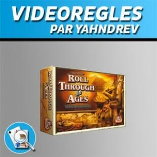 Vidéorègles – Roll through the ages