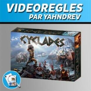 Vidéorègles – Cyclades