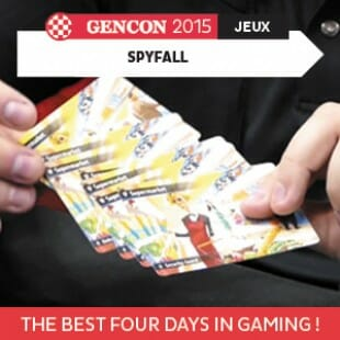 GenCon 2015 – Spyfall – Cryptozoic – VOSTFR