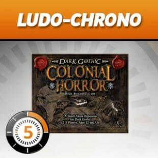 LudoChrono – Extension dark Gothic : Colonial horror