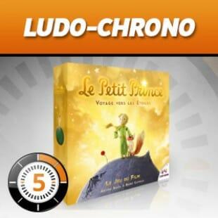 LudoChrono – Le petit prince