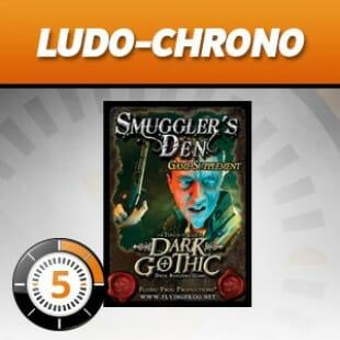 LudoChrono – Extension Dark Gothic : Smuggler's den