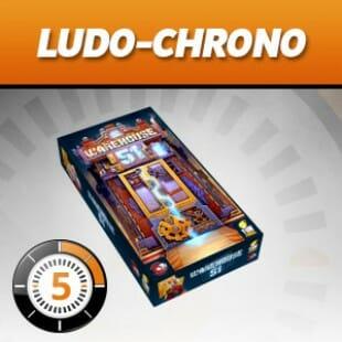 LudoChrono – Warehouse 51