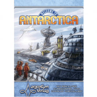 Welcome To Antarctica !