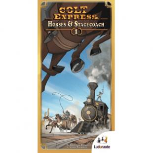 Des nouvelles du Colt Express (et de ses extensions)