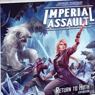 Imperial Assault, c'est Hoth !