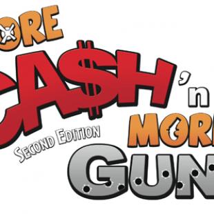More Cash'n More Guns. Now.
