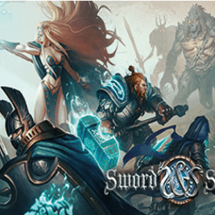 The Ultimate Heroic Fantasy Co-Op Boardgame Experience : Sword & Sorcery