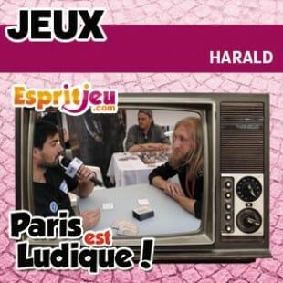Paris Est Ludique 2015 – Harald – Rune éditions