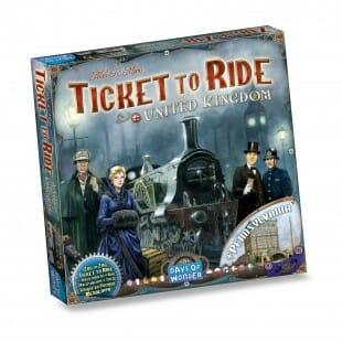 ticket to ride – United kingdom