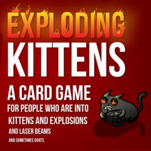 Exploding Kittens: Au-delà de la bouffonnerie