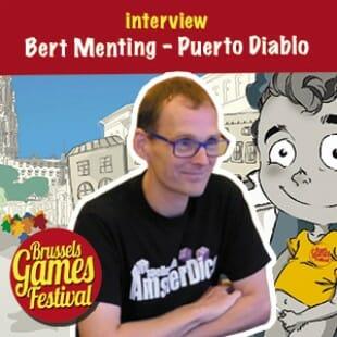 Brussels Games Festival 2015 – Interview Bert Menting – Puerto Diablo – VOSTFR