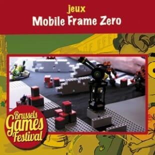 Brussels Games Festival 2015 – Mobile Frame Zero – VF
