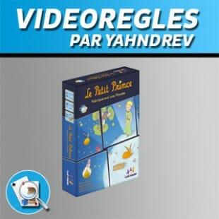 Vidéorègles – Le petit prince : fabrique-moi une planète