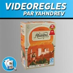 Vidéorègles – Alhambra