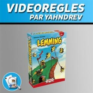 Vidéorègles – Lemming