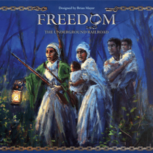 Freedom: The Underground Railroad en français