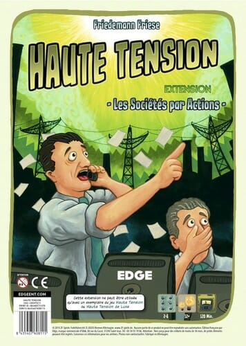 Haute tension  Benelux Europe Centrale _md
