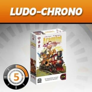 LudoChrono – Aramini circus